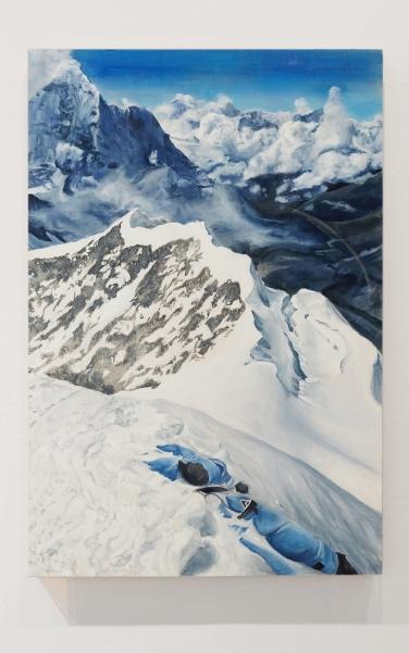 Dead Climber #1 Everest