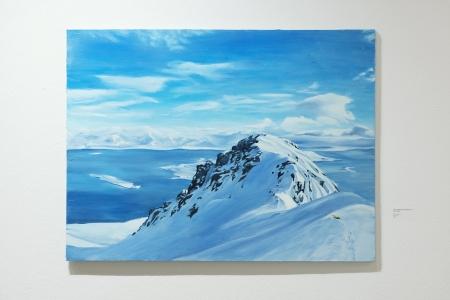 Dead Climber #5 Svalbard